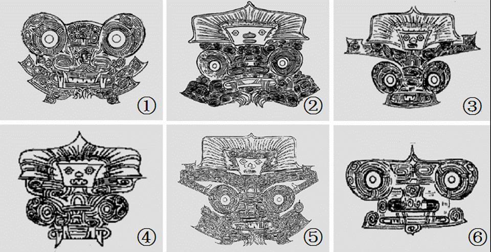 有关《山海经》中的狍鴞和饕餮形象历史关系的一点相关考证!插图(6)