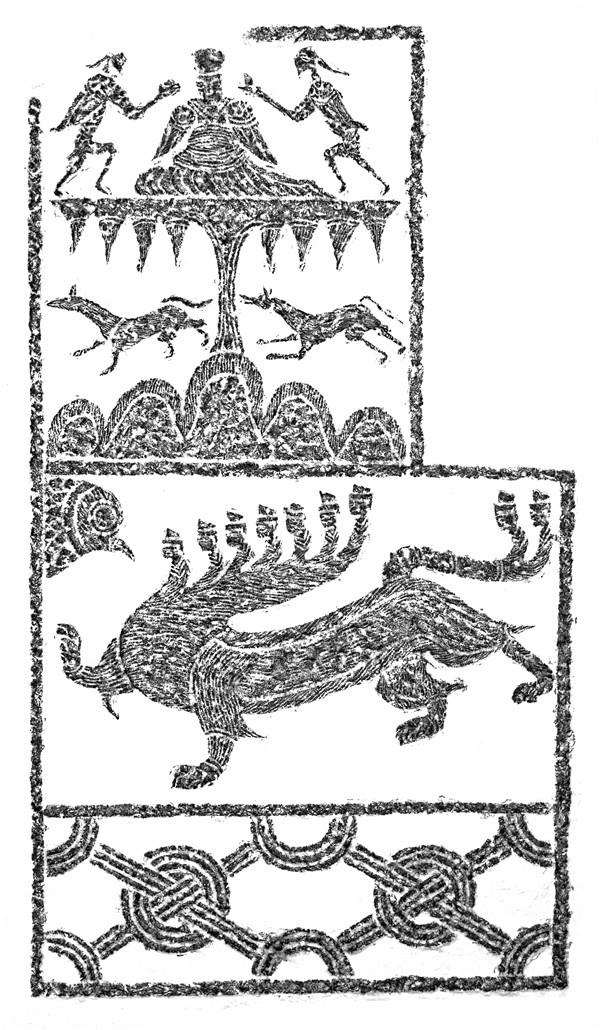 开明兽插图(2)