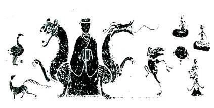 西王母插图(2)