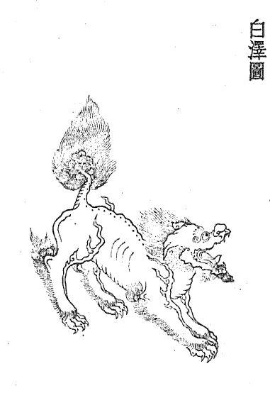 白泽插图1